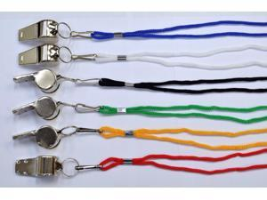 Metal Whistle Necklace Case Pack 300