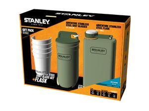 Stanley Adventure Gift Pack with Flask and Shot Set