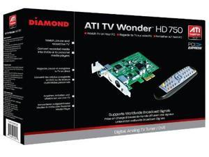DIAMOND TVW750PCIE TV TUNER INTERNAL PCI EXPRESS