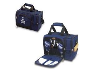 Malibu Picnic Tote - Indianapolis Colts (Black)_Digital Print