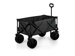 Adventure Wagon with all Terrain Wheels - Fusion Gray with Black