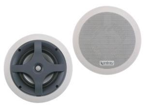 "Infinity ERS 110II 2-Way 6.5"" Wall/Ceiling Speaker, one"