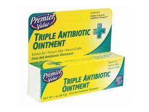 Premier Value Triple Antibiotic Ointment - 1oz