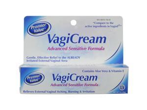 Premier Value Vagicream Sensitive 1 oz - 1oz