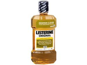 Listerine Mouthwash Original - 16.6 oz