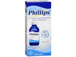 Phillips' Milk of Magnesia Liquid Original - 4 oz