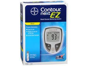 Contour Next EZ Blood Glucose Monitoring System Kit - 1 each