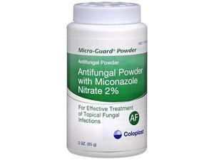 Coloplast Micro-Guard Antifungal Powder with Miconazole Nitrate 2% - 3 oz