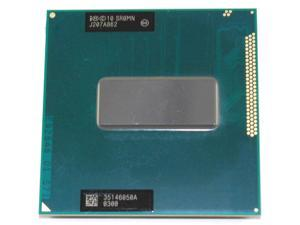 Intel Core i7-3610QM 2.3GHz SR0MN 6MB Quad-core Mobile CPU Processor Socket G2 988-pin laptop CPU