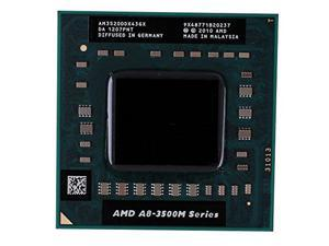 AMD A8-Series Quad-core A8-3520M 2.5GHz AM3520DDX43GX 4MB Socket FS1 35W 722-pin laptop CPU