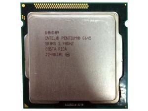 Intel Pentium Dual-Core G645 2.9 Ghz SR0RS 3 MB Cache LGA 1155 desktop CPU