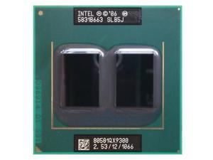 Intel Core 2 Extreme QX9300 2.53GHz LB5J 12MB Quad-core Socket P 478-pin laptop CPU