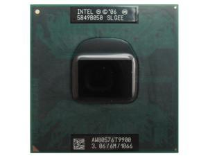 Intel Core 2 Duo T9900 3.06 GHz SLGEE 1066 MHz 6MB laptop CPU