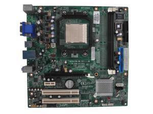 HP MCP61PM-HM Rev 1.0B AM2 DDR2 2xDIMM motherboard