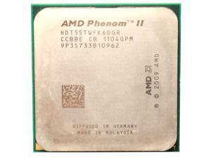 AMD Phenom II X6 1055T 2.8 GHz Six Core CPU Processor socket AM3 95W desktop CPU
