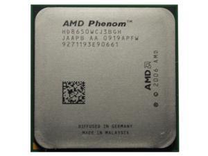 AMD Phenom X3 8650 2.3 GHz Triple-Core Processor HD8650WCJ3BGH 95W Socket AM2+ desktop CPU