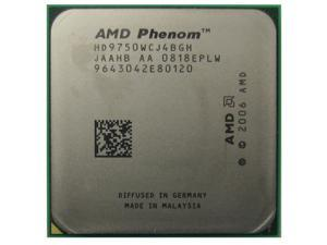 AMD Phenom X4 9750 2.4GHz Quad-Core Processor Socket AM2+ desktop CPU