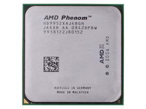 AMD Phenom X4 9950 2.6 GHz Quad-Core Processor Socket AM2+ Desktop CPU