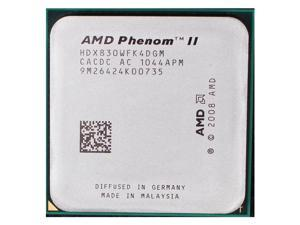 AMD Phenom II X4 830 2.8GHz Quad-Core Processor HDX830WFK4DGM Socket AM3 desktop CPU