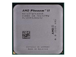 AMD Phenom II X6 1045T 2.7GHz six-core CPU Processor HDT45TWFK6DGR 95W Socket AM3 desktop CPU