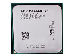 AMD Phenom II X4 960T 3.0GHz Quad-Core Processor 95W Socket AM3 desktop CPU