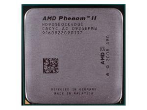 AMD Phenom II X4 905E 2.5GHz quad-core Processor  Socket AM3 desktop CPU