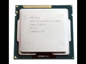 Intel Xeon E3-1230 V2 3.3GHz (3.7GHz Turbo)Ivy Bridge  4 x 256KB L2 Cache 8MB L3 Cache LGA 1155 69W Server Processor - OEM