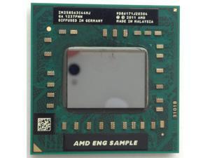 AMD Quad-Core A10-5750M 2.5Ghz ES QS 4MB Mobile CPU Processor Socket FS1 722-pin 35W HD 8650G