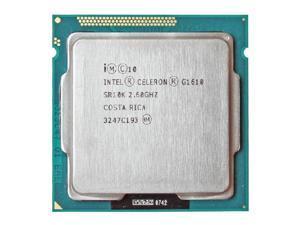 Intel Celeron G1610 2.60GHz LGA 1155 Processor 55W Desktop CPU