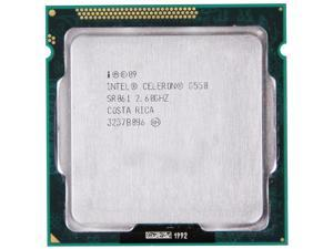Intel Celeron Dual-Core G550 2.6GHz 2MB LGA1155 Processor desktop CPU