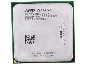 AMD Black Edition Athlon X2 7850 2.8GHz 2x512KB Socket AM2+ Dual-Core desktop CPU