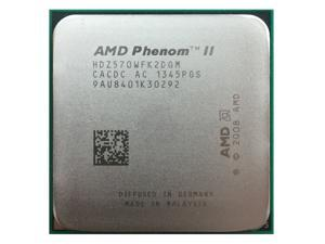 AMD Phenom II X2 570 3.5G BE 80W Socket AM3 938 HDZ570WFK2DGM DeskTop CPU