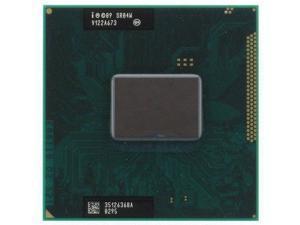 Intel Core i5-2430M 2.4GHz Dual-Core Processor / 3MB cache Laptop CPU SR04W