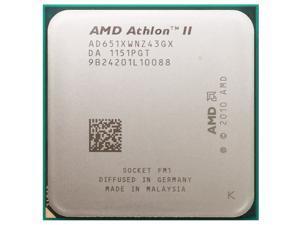 AMD Athlon II X4 651 3.0GHz 4MB Quad-Core Processor Socket FM1 100W desktop CPU