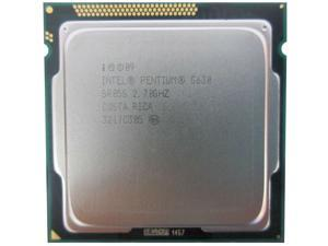 Intel Pentium Dual-Core Processor G630 2.7Ghz 3MB Cache LGA 1155 desktop CPU