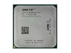 AMD FX-6300 3.5 GHz (4.1 GHz Turbo) 6-Core Socket AM3+ 95W Desktop CPU - Doesn't come with heat sink and fan