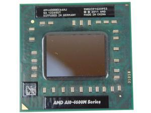 AMD A10-Series A10-4600M 2.3GHz Socket FS1 Laptop CPU