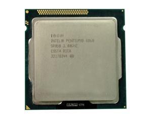 Intel Pentium Dual-Core Processor G860 3.0GHz 3 MB Cache LGA 1155 desktop CPU