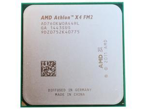 AMD Athlon Multi Core Processor X4 760K 3.8GHz Richland Socket FM2 100W desktop CPU