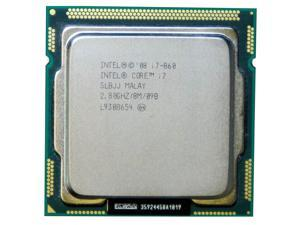 Intel Core i7 860 2.80GHz 8MB 95W LGA1156 desktop CPU