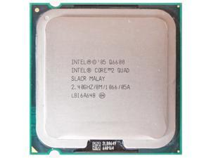 Intel Core 2 Quad Q6600 2.40GHz 8M L2 Cache Quad-Core Processor LGA 775 desktop CPU
