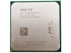 AMD FX-Series FX-4300 3.8 GHz 4 MB Cache Quad-Core CPU Processor Socket AM3+ desktop CPU