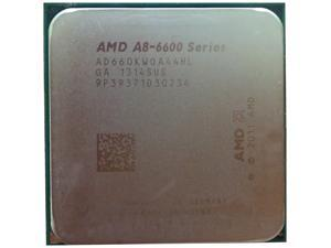 AMD A8-6600K 3.9 GHz Richland Quad-Core Socket FM2 100W Desktop Processor - Black Edition AMD Radeon HD 8570D