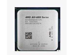 AMD Quad Core A10-Series A10-6800K 4.1G 100W Socket FM2 APU with Radeon HD 8670D desktop CPU