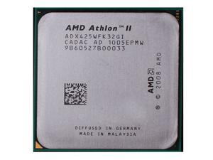 AMD Athlon II X3 425 2.7GHz 95W Triple-Core Processor Socket AM2+ AM3 938-pin desktop CPU