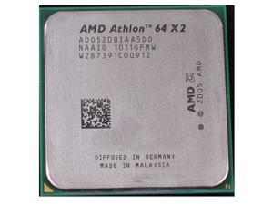 AMD Dual-Core Athlon 64 X2 5200+ 2.7GHz 2x512KB Socket AM2 desktop CPU