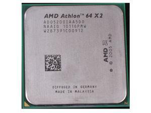AMD Dual-Core Athlon 64 X2 5200+ 2.7GHz 2x512KB Socket AM2 desktop CPU