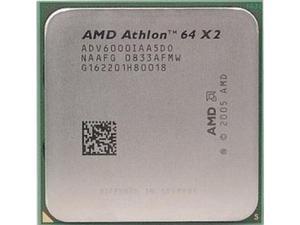 AMD Athlon 64 X2 6000+ 3.0GHz 2x1024KB Socket AM2 Dual-Core desktop CPU