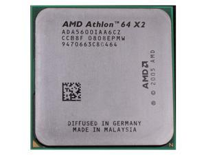 AMD Athlon 64 X2 5600+ 2.9GHz Socket AM2 Dual-Core desktop CPU