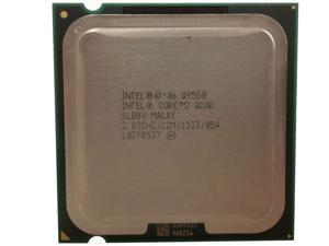 Intel Core 2 Quad Processor Q9550 2.83GHz 1333MHz 12MB 95W LGA775 desktop CPU